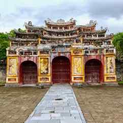 Porte Ouest - Cité Impériale - Hue - Vietnam