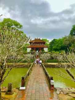 Mausolée de Ming Mang - Hue - Vietnam