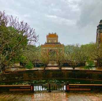 Mausolée de Tu Duc - Hue - Vietnam