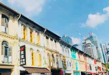 Chinatown - Singapour