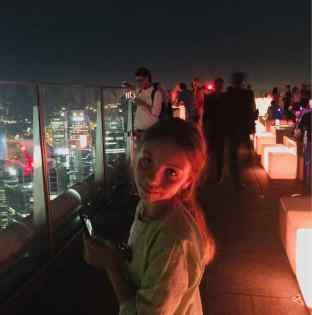Future Fashionista au 1-Altitude - Singapour