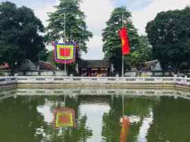 Temple de la Littérature - Hanoi - Vietnam