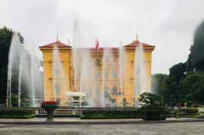 Palais présidentiel - Hanoi - Vietnam