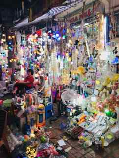 Magasin de Luminaires - Hanoi - Vietnam