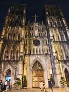 La Cathédrale - Hanoi - Vietnam