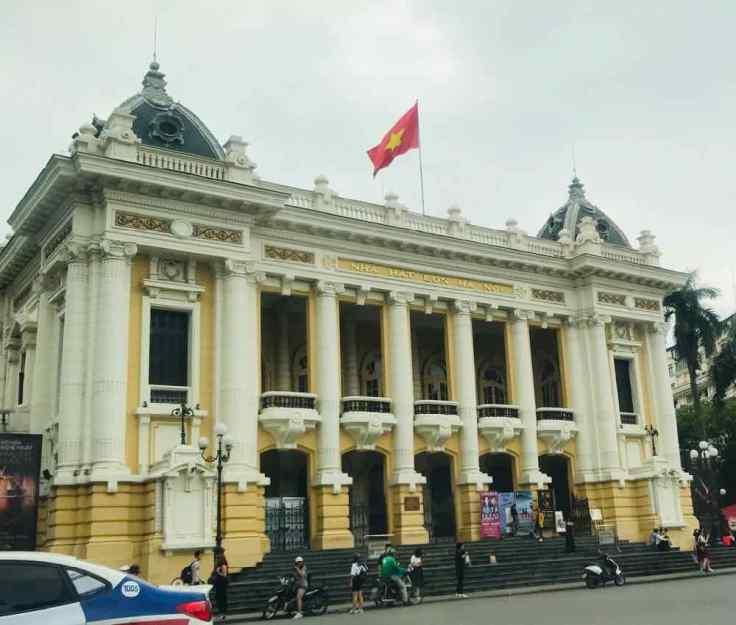 L'opéra - Hanoï - Vietnam