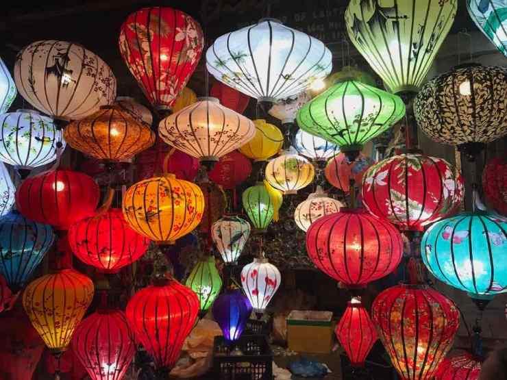 Lanternes - Hoi An - Vietnam