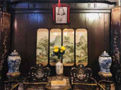Intérieur d'une maison traditionnelle - Hoi An - Vietnam