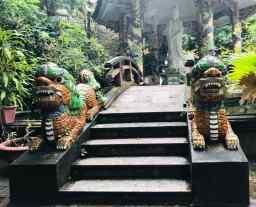 Escaliers-dragons - Montagne de marbre - Da Nang - Vietnam