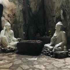 Joueurs d'échec - Montagne de marbre - Da Nang - Vietnam