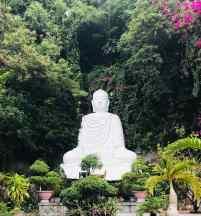 Grand Bouddha - Montagne de marbre - Da Nang - Vietnam
