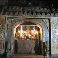 Autel - Montagne de marbre - Da Nang - Vietnam