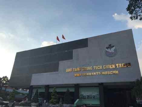 Musée de la guerre - Saigon - Vietnam