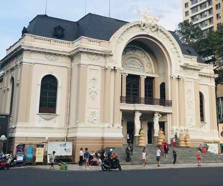Opéra - Saigon - Vietnam