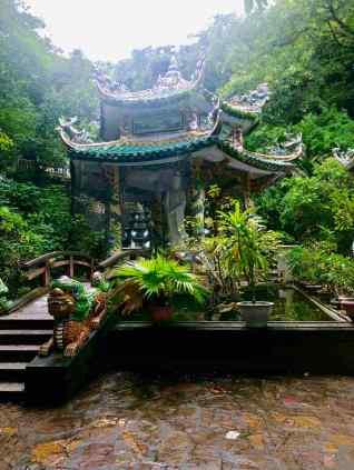 Temple sur la montagne de marbre - Da Nang - Vietnam