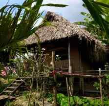 Notre petit bungalow chez NGuyen Shack - Can Tho - Vietnam