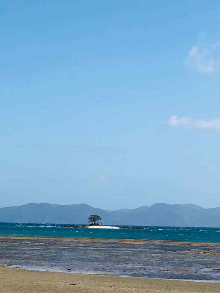 Mini Ile en face de notre plage - Sibaltan - Palawan - Philippines