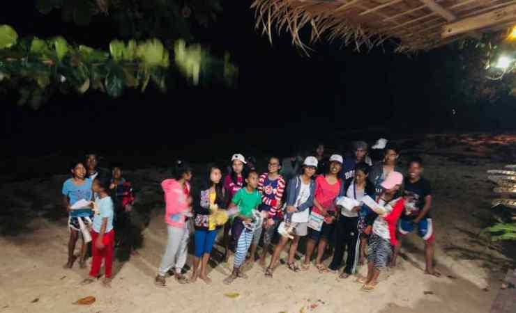 Chorale de Noel - Sibaltan - Palawan - Philippines