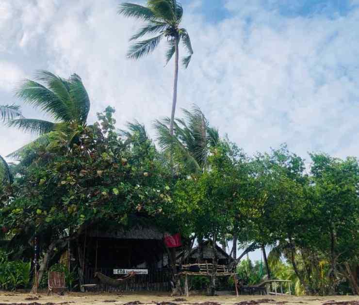 Sur la plage - Palawan - Philippines