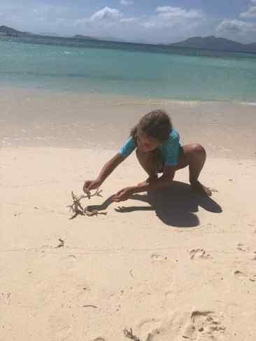 Eden fait le sapin - Palawan - Philippines