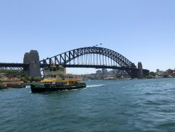 Harbour Bridge, ou Pont de Sydney - Australie