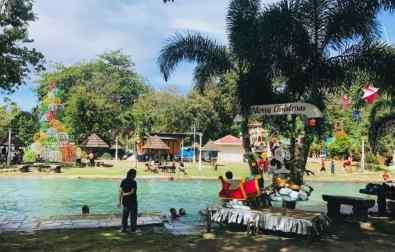 Piscine municipale naturelle - San Juan - Siquijor - Philippines