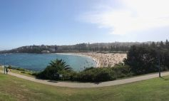 Coogee Beach - fin de la Coastal Walk - Sydney - Australie