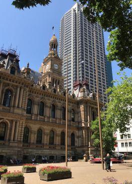 Hôtel de ville - Sydney - Australie