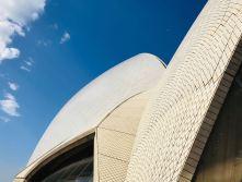 Les formes douces de l'opéra de Sydney - Australie