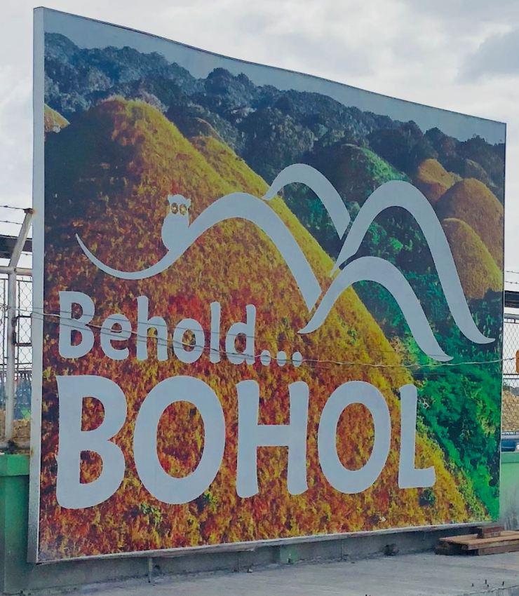 Bienvenue à Bohol ! - Philippines