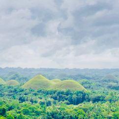 Chocolate Hills - Bohol - Philippines
