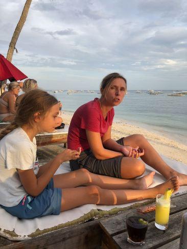 Apéro à Alona Beach - Panglao - Bohol - Philippines