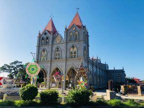 """Eglise de Calape """"toute neuve"""" - Bohol - Philippines"""