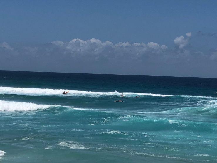 Surfeurs pros - Gold Coast - Australie