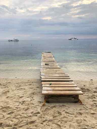 Invitation à la baignade - Siquijor - Philippines