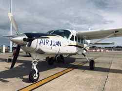 Le petit coucou de Air Juan - Siquijor - Philippines