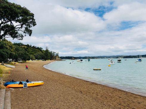 Plage de Russel - Bay of Island - Nouvelle-Zélande