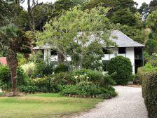 Maison Pompallier et son joli jardin - Russel - Bay of Island - Nouvelle Zélande