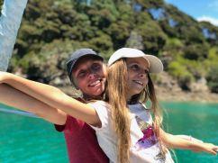 On est pas mal, là - Bay of Island en voilier - Nouvelle Zélande
