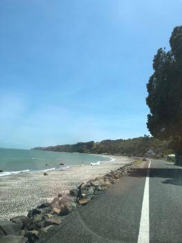 Coromandel et sa route à ras de flots - Nouvelle Zélande