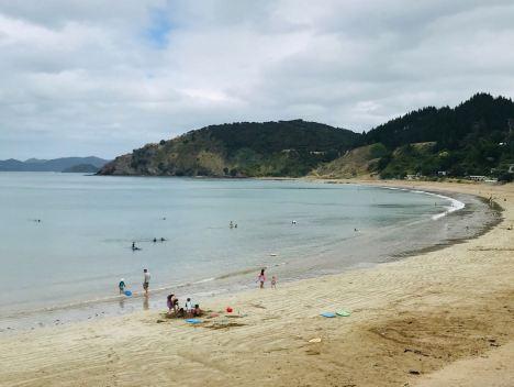 Long Beach - Russel - Bay of Island - Nouvelle Zélande