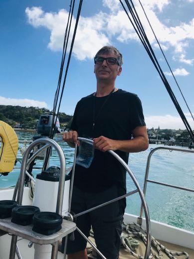 Capitaine Geoffrey - Bay of Island en voilier - Nouvelle Zélande