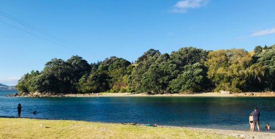 Cook Beach - Coromandel - Nouvelle Zélande