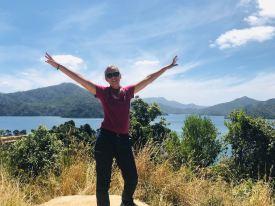 Juste bien - Promenade dans le Fjord - Picton - Nouvelle-Zélande