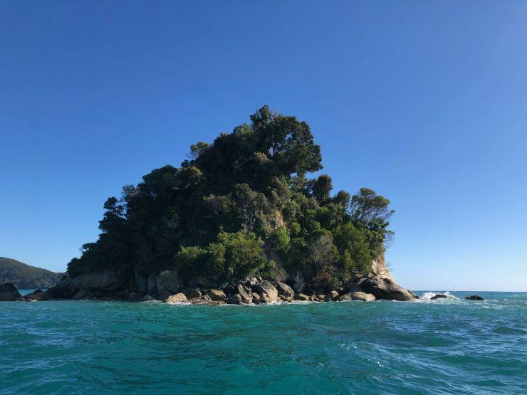Fisherman Island - Parc Abel Tasman - Nouvelle-Zélande