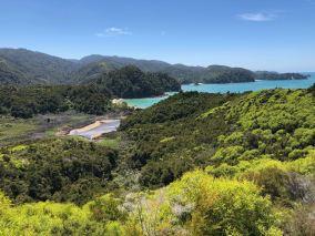 Parc Abel Tasman - Nouvelle-Zélande