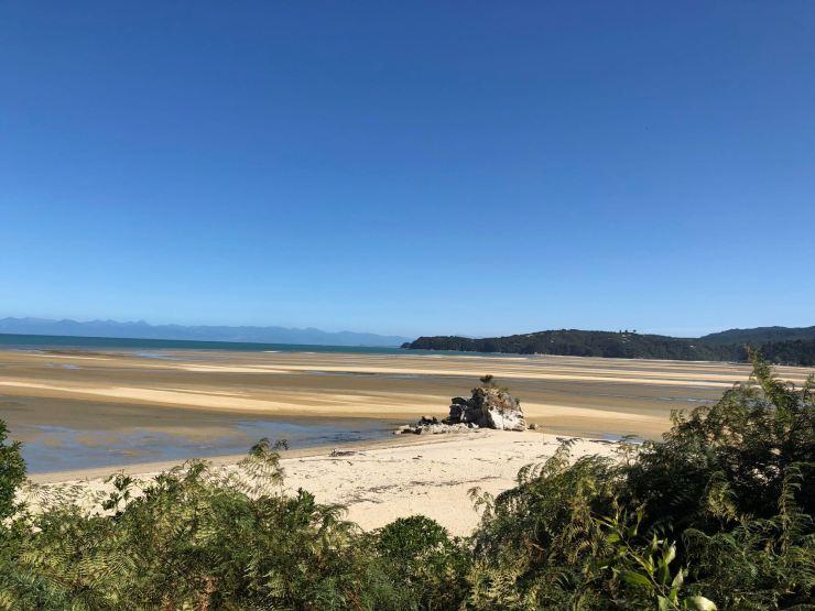 Magnifiques paysages - Parc Abel Tasman - Nouvelle-Zélande