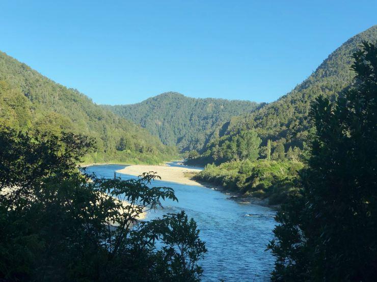 Buller River - Nouvelle-Zélande