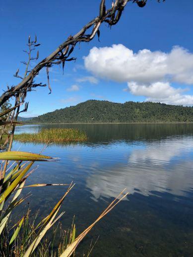 Lac Ianthe - West Coast - Nouvelle-Zélande