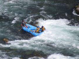 Elle est où Eden ? - Buller River - Rafting - Nouvelle-Zélande